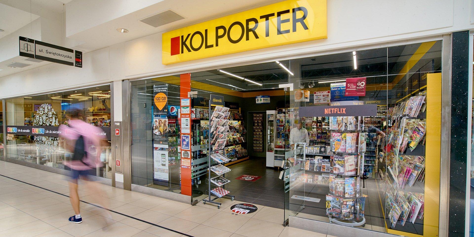 Saloniki Kolportera z rosnącą sprzedażą