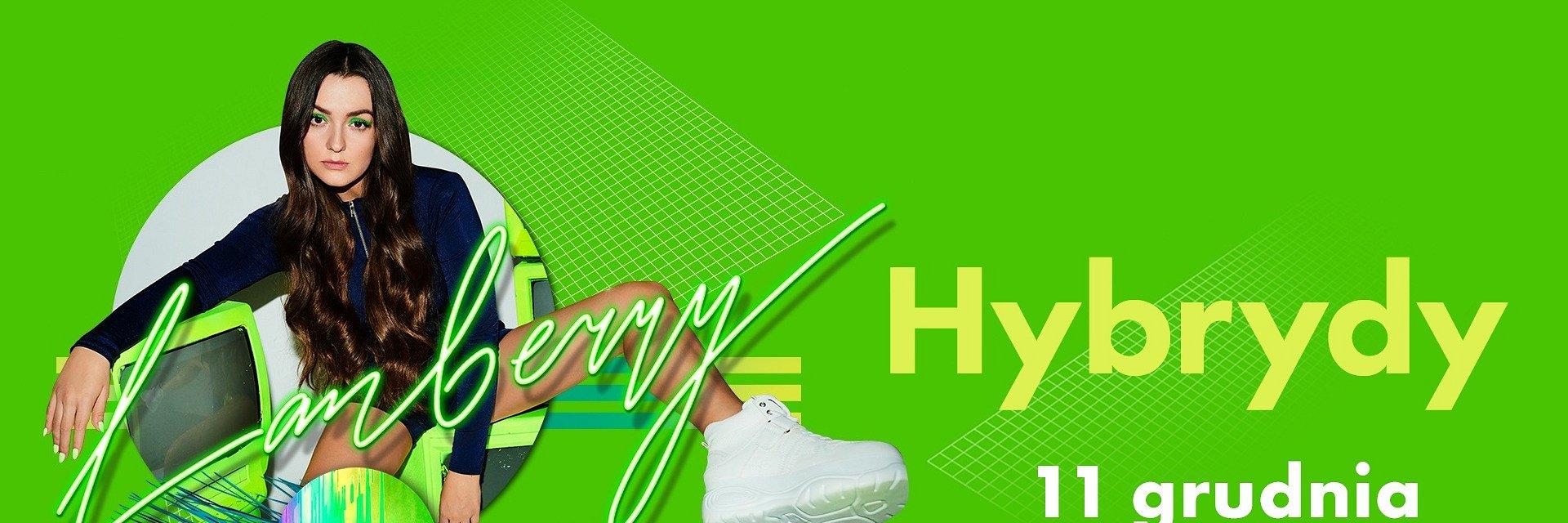 Światowy POP znad Wisły – koncert Lanberry w klubie Hybrydy