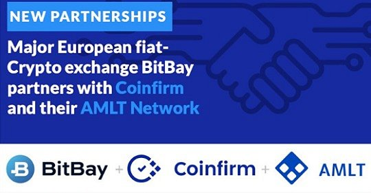 BitBay Partners with Coinfirm to Bring Better Security and Transparency to Cryptocurrency
