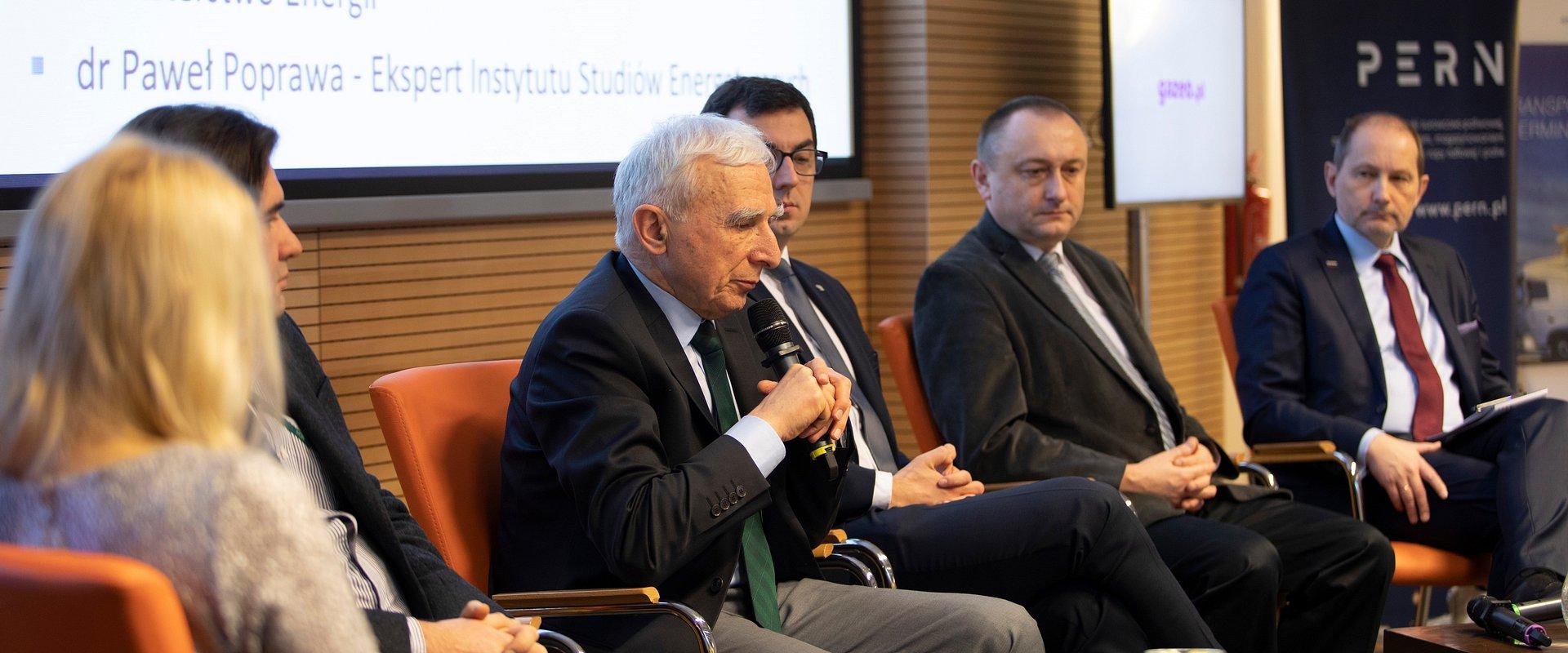 PERN partnerem konferencji Bezpieczeństwo surowcowe Polski