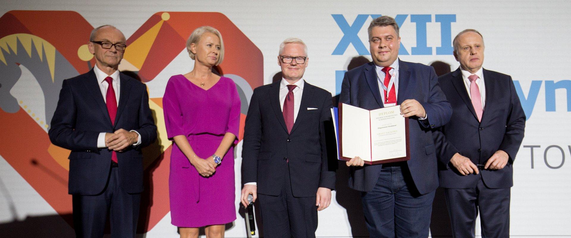 Adamed Z Tytułem Partner Polskiej Kardiologii 2018