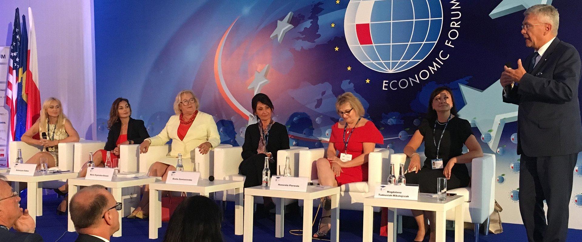 Adamed Na XXVIII Forum Ekonomicznym W Krynicy