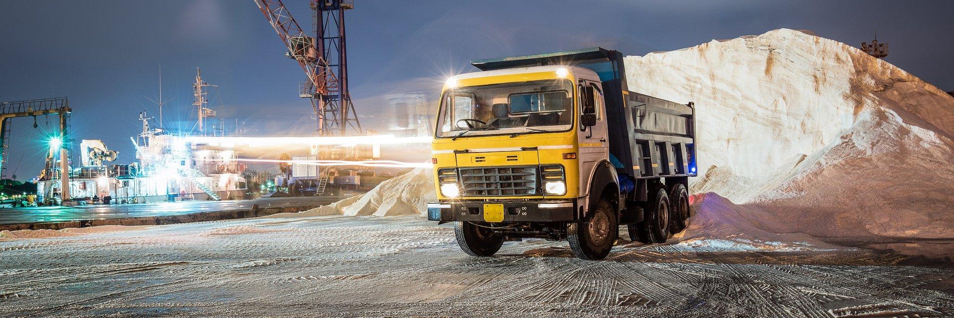 Konserwacja maszyn budowlanych przed zimą