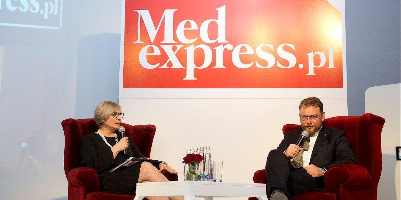 Grupa Adamed Sponsorem Piątych Urodzin Medexpressu