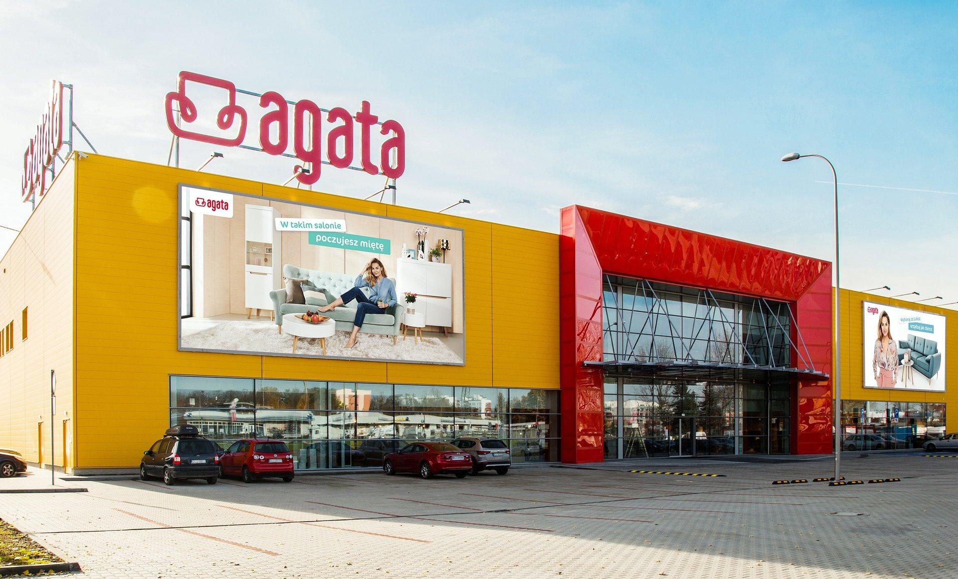 Kolejny salon Agata powstał w Lubinie