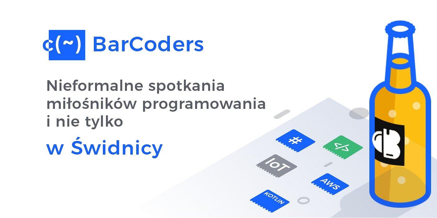 Zapraszamy na #9 BarCoders!