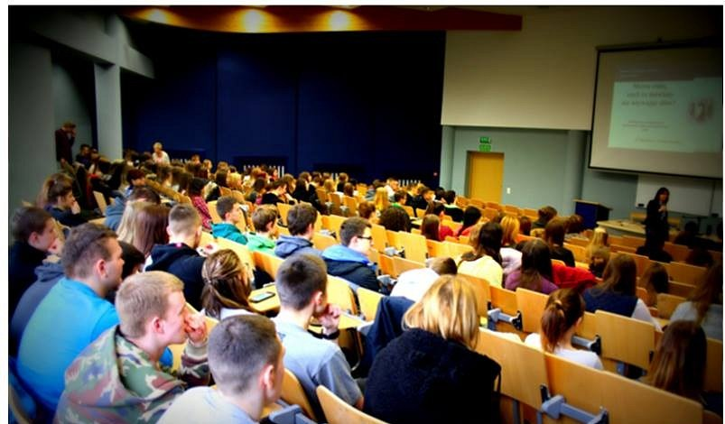 Kierunkowskaz - czyli otwarte wykłady dla licealistów