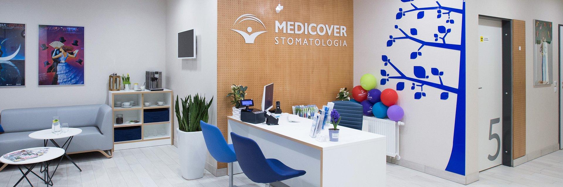 Nowe centrum Medicover Stomatologia w Warszawie