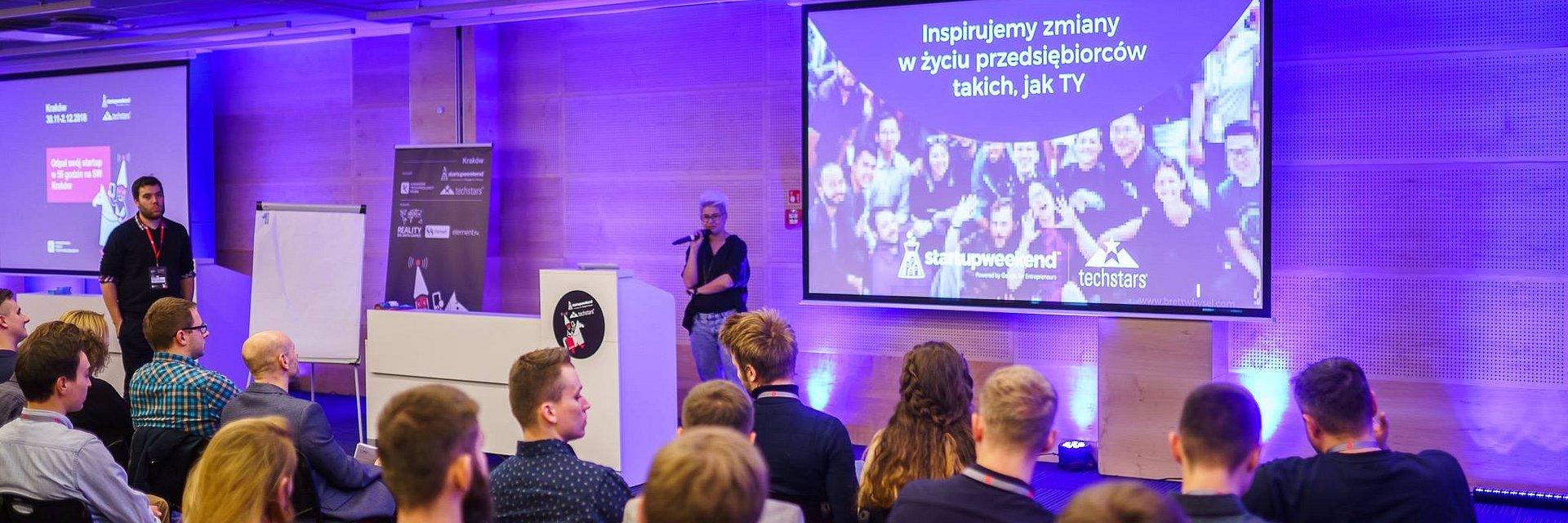 Startup Weekend Kraków 2018 rozwiązuje problemy