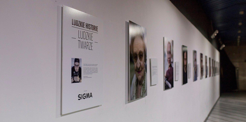 """Projekt fotograficzny """"Ludzkie historie, ludzkie twarze"""" - Sigma wspiera młode talenty!"""