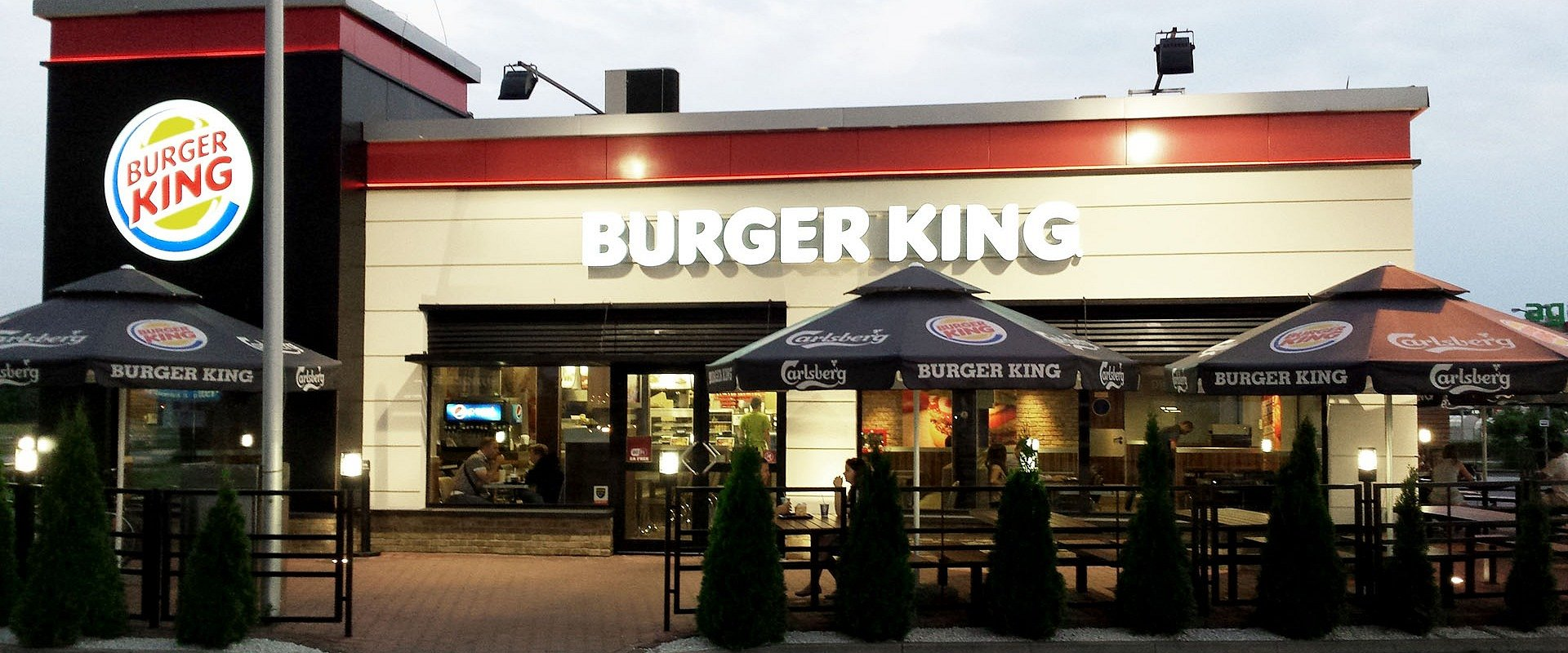 AmRest announces deal to develop the BURGER KING® brand in 5 countries