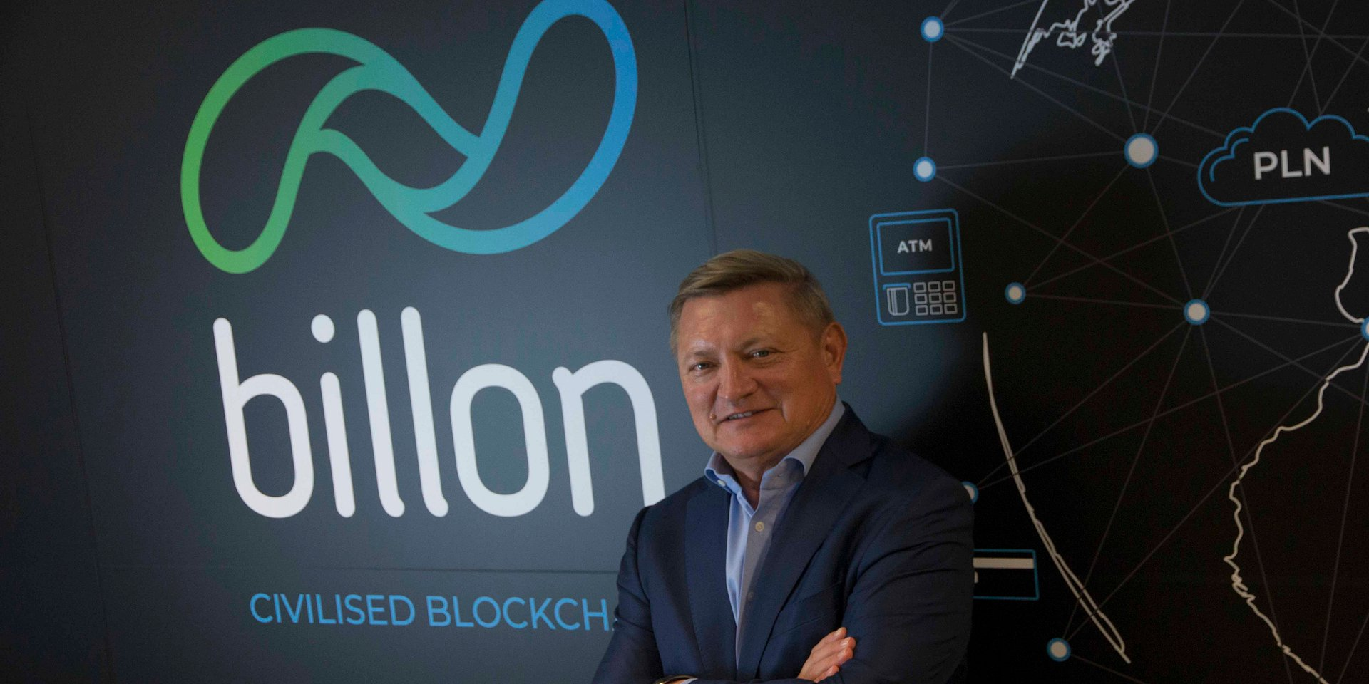 Wojtek Kostrzewa is the new CEO of Billon Group