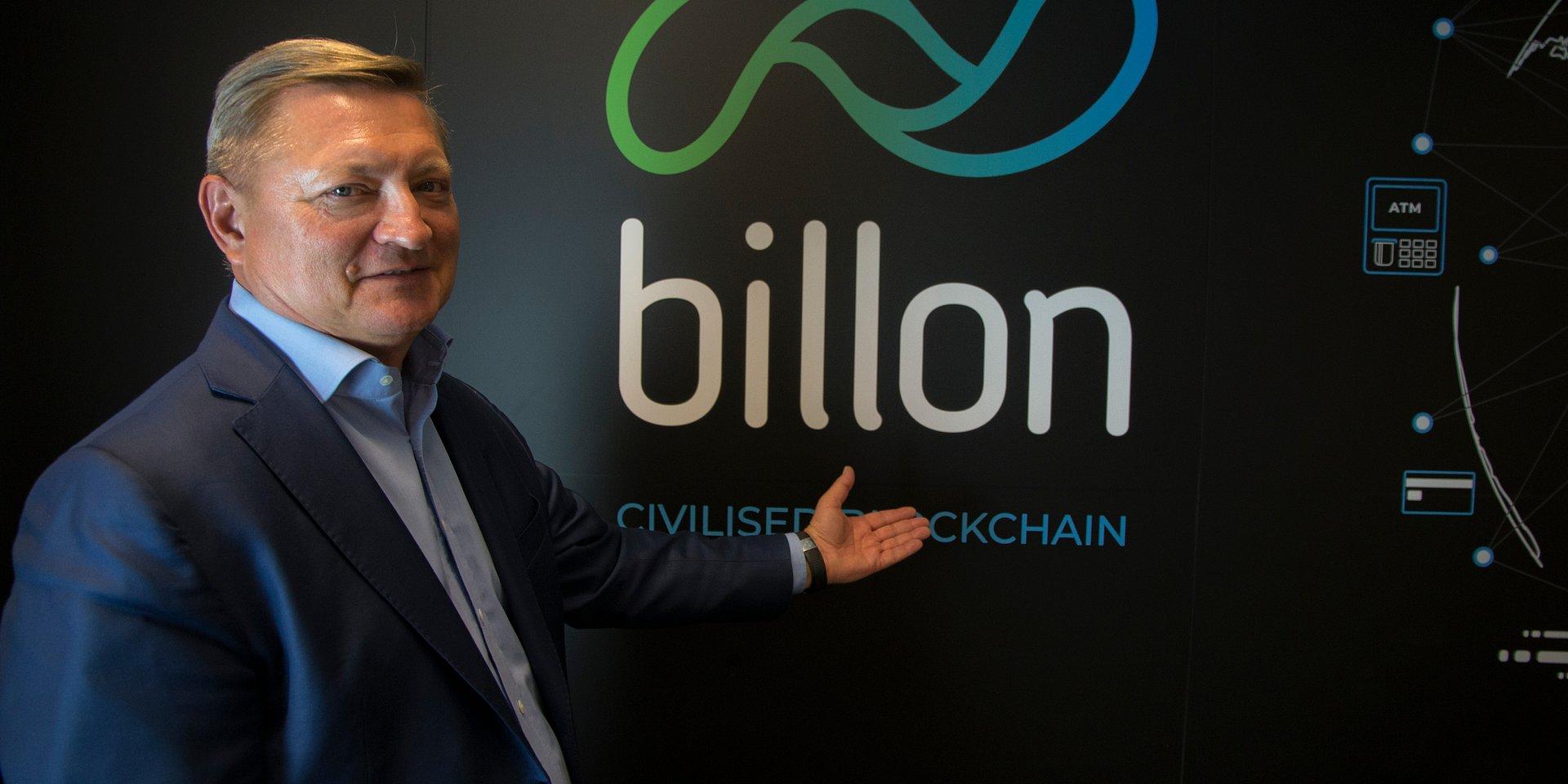 Wojtek Kostrzewa nowym prezesem Billon Group