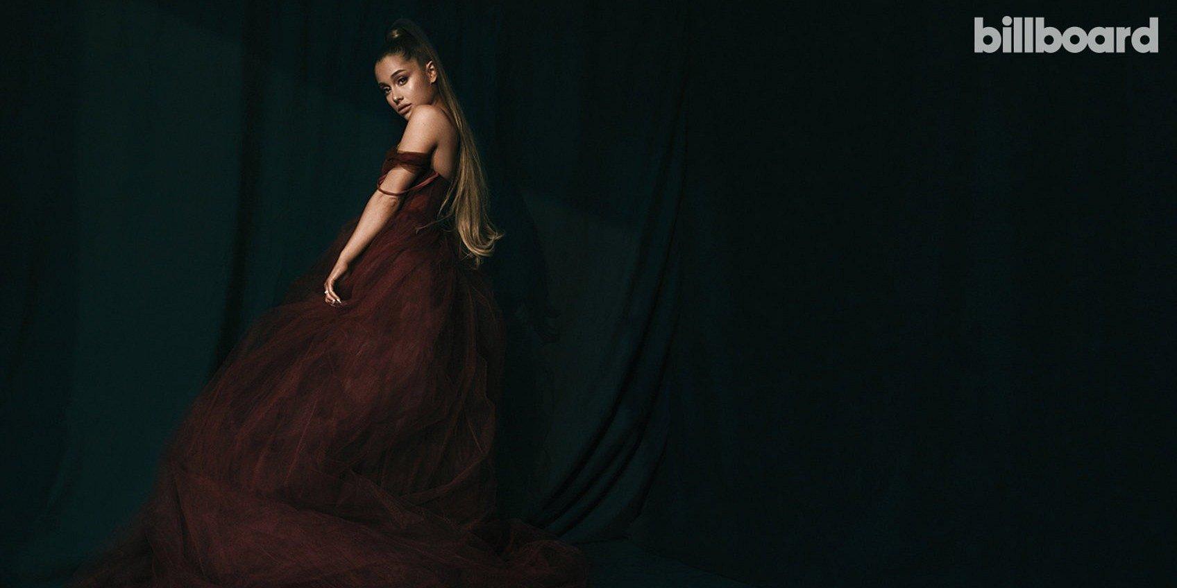Ariana Grande kobietą roku!