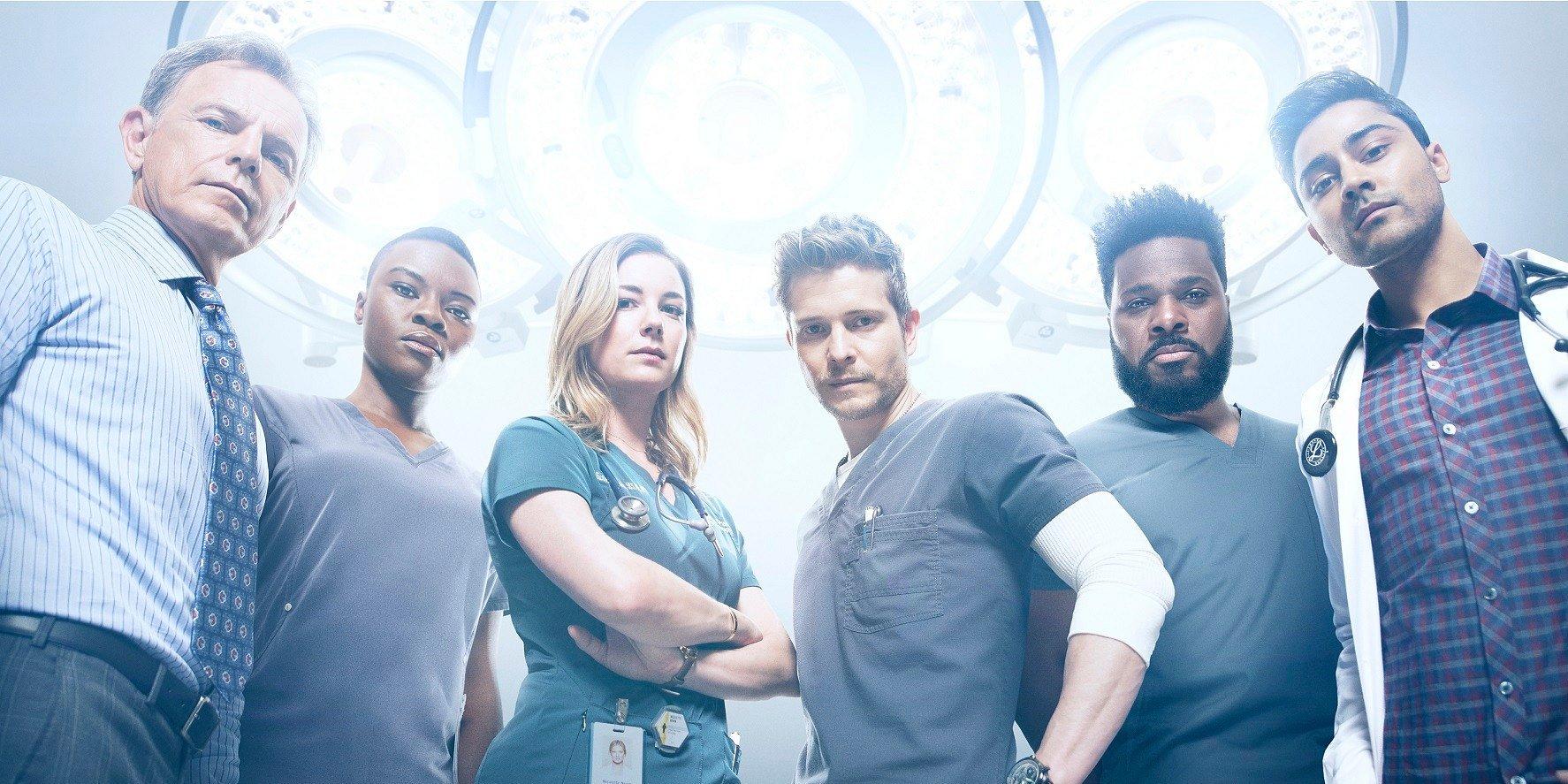WIELKA BURZA W CHASTIAN PARK MEMORIAL HOSPITAL! 2. sezon Rezydentów pojawi się na FOX już 11 grudnia o godz. 21.05!