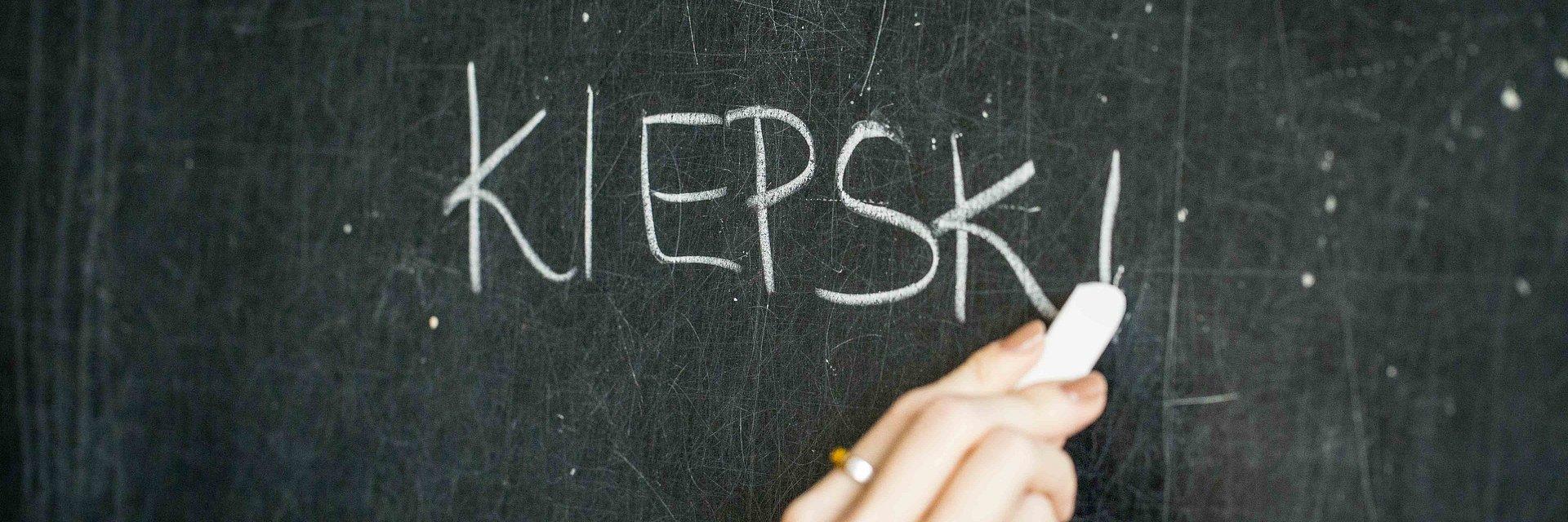 UŁ komentuje: Zapomniane słowa - Kiepski
