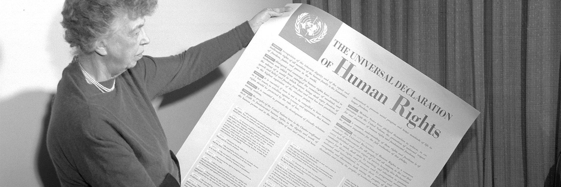 70. rocznica uchwalenia Powszechnej Deklaracji Praw Człowieka