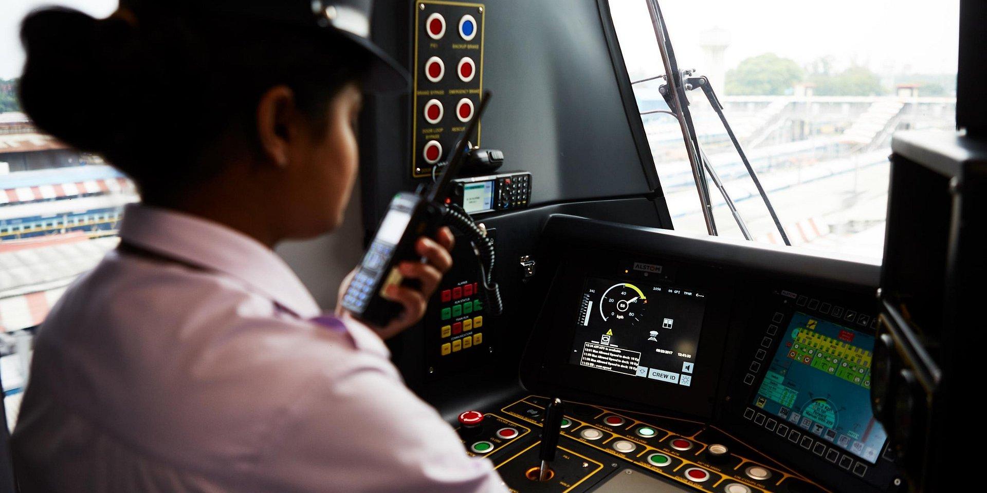 Alstom dostarczy system sygnalizacji CBTC do obsługi 3. linii metra w Bombaju