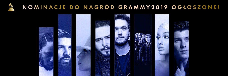 Nominowani do nagród Grammy ogłoszeni!