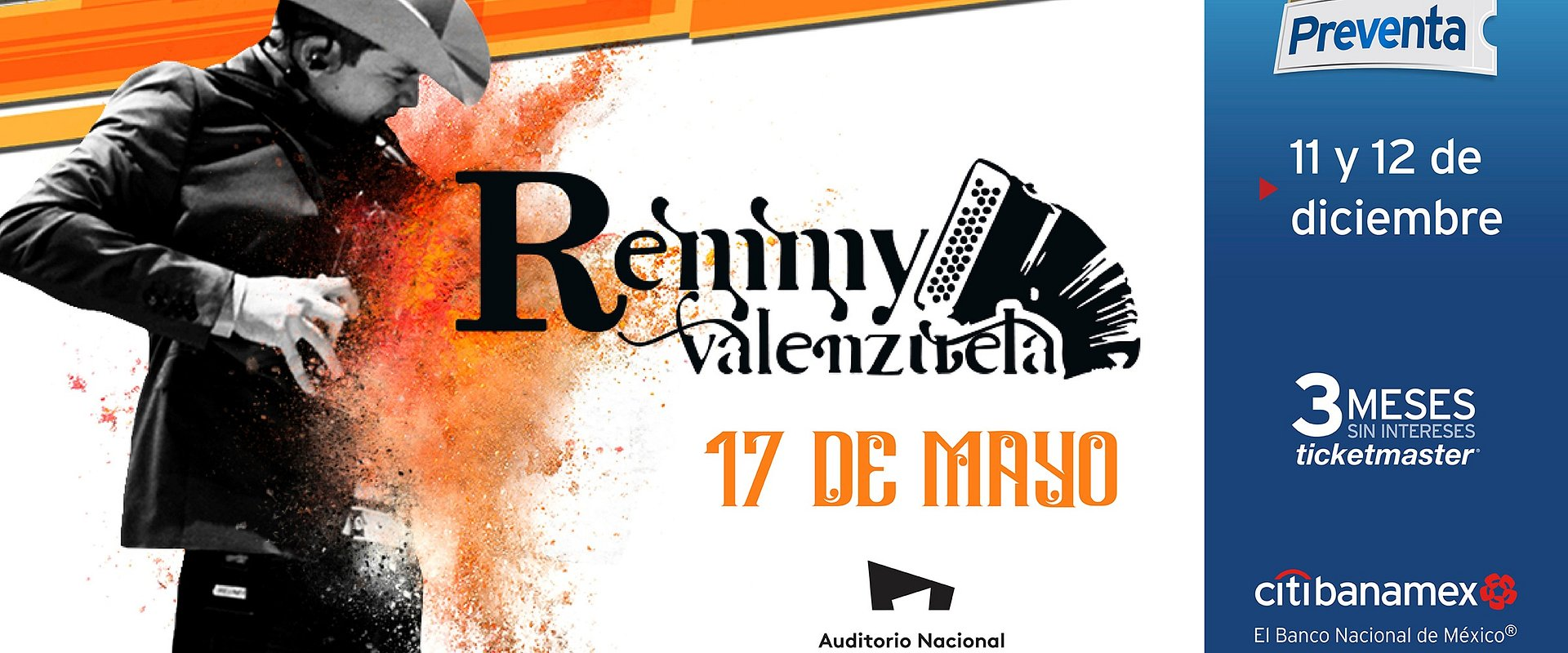Remmy Valenzuela regresará al Coloso de Reforma