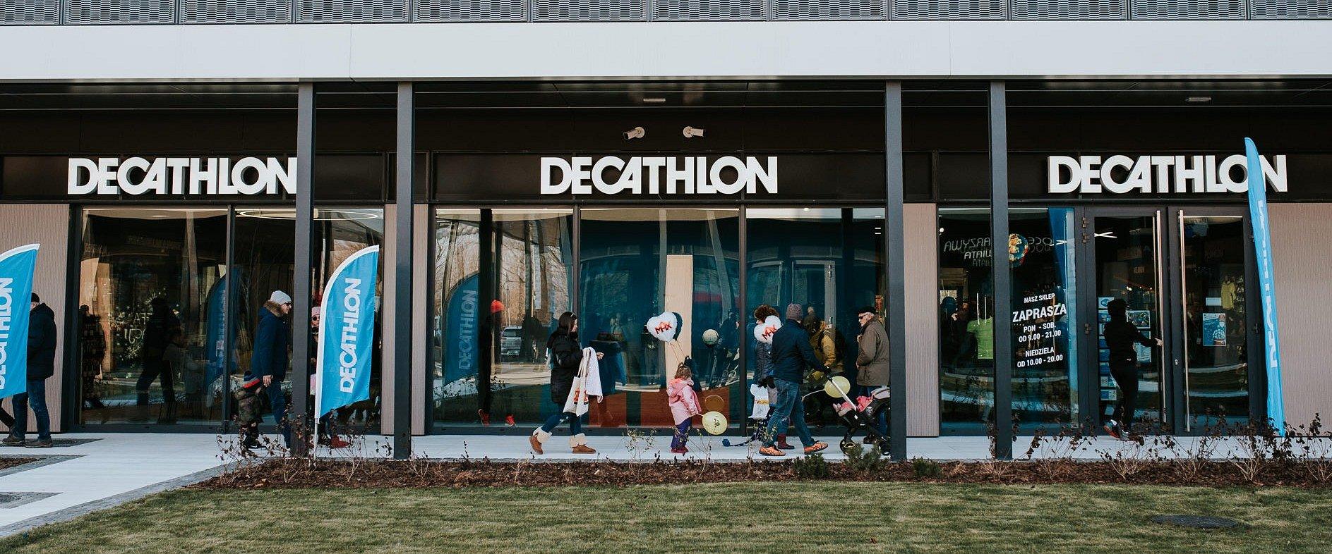 Innowacyjna odsłona Decathlon już w Wilanowie!