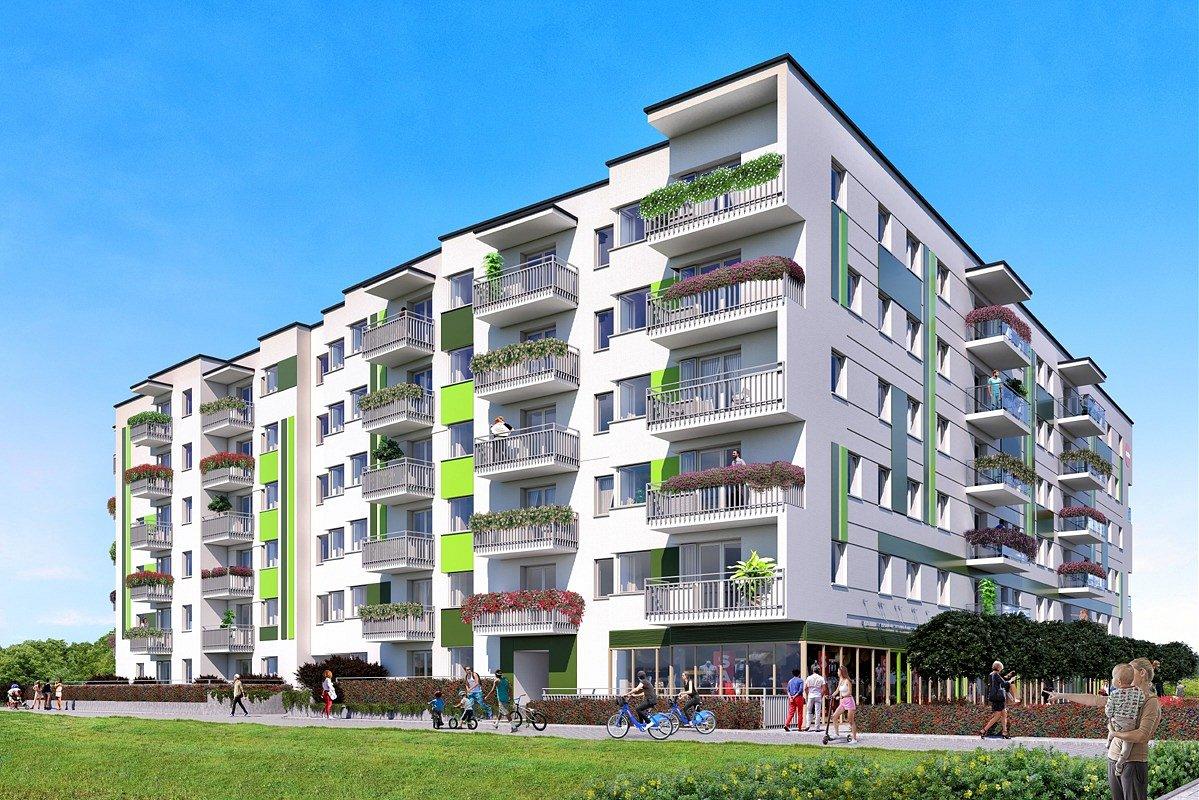 Przybywa mieszkańców Bemowa. Sprzedano aż 50 proc. mieszkań w 3 dni!