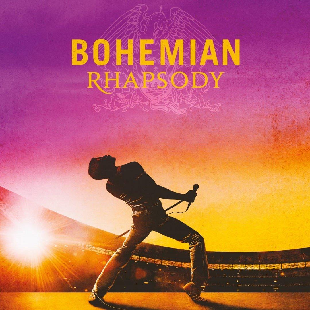 """""""Bohemian Rhapsody"""" najpopularniejsze w serwisach cyfrowych"""