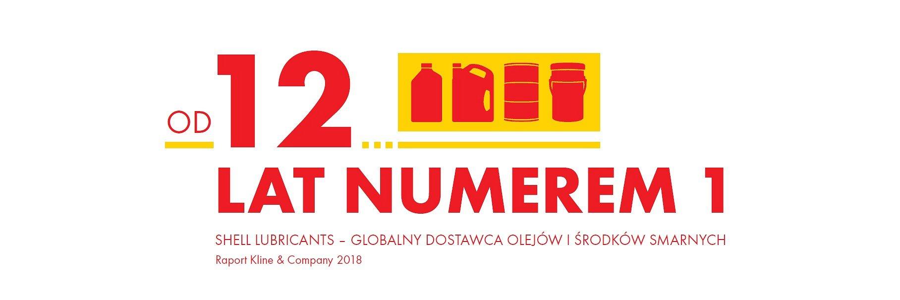 Dział olejowy Shell światowym liderem po raz 12. z rzędu!