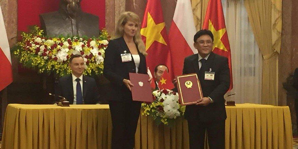 Grupa Adamed Realizuje Największą Polską Inwestycję W Wietnamie