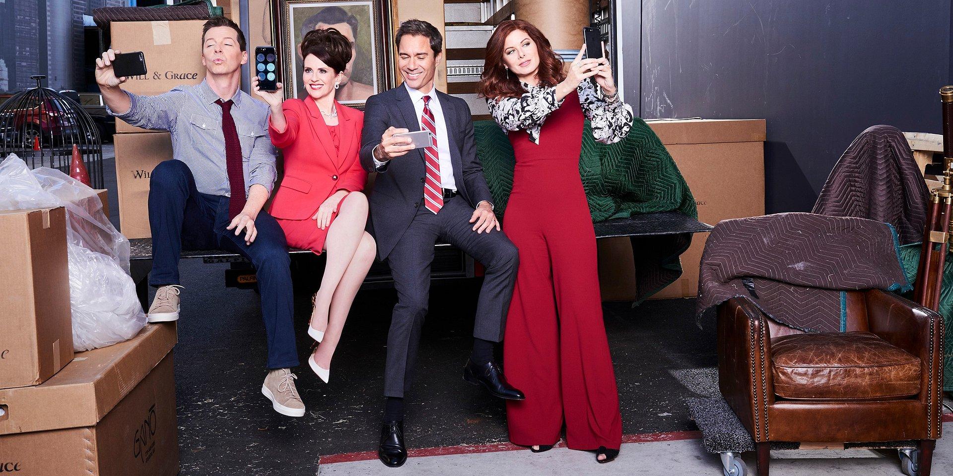 Wielki powrót serialu Will i Grace! Produkcja zagości na FOX Comedy już 15 grudnia o godz. 20:05!
