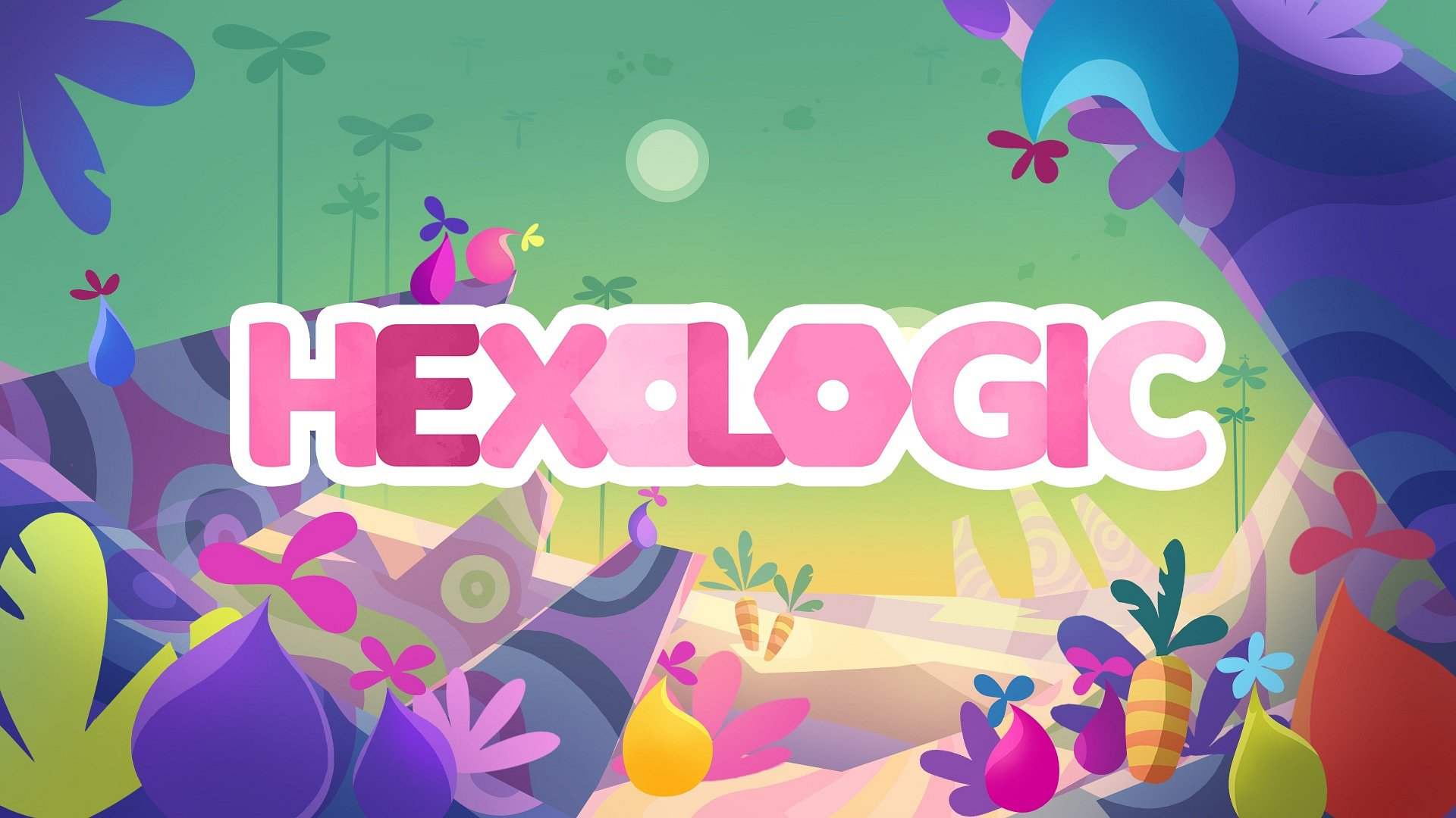 Hexologic, an award-winning iOS puzzler, arrives on Apple TV!