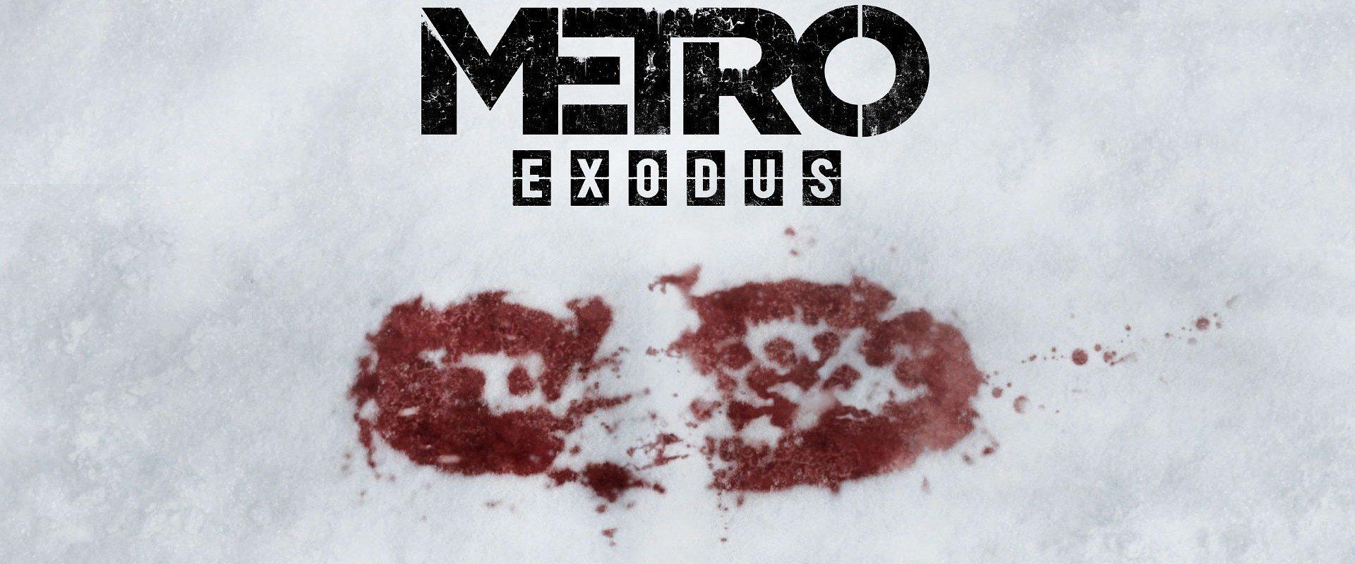 Metro Exodus debiutuje 15 lutego