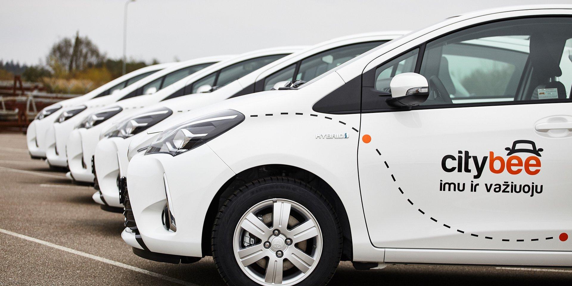 CityBee inwestuje 110 mln euro w rozwój floty i będzie jednym z liderów carsharingu w Europie