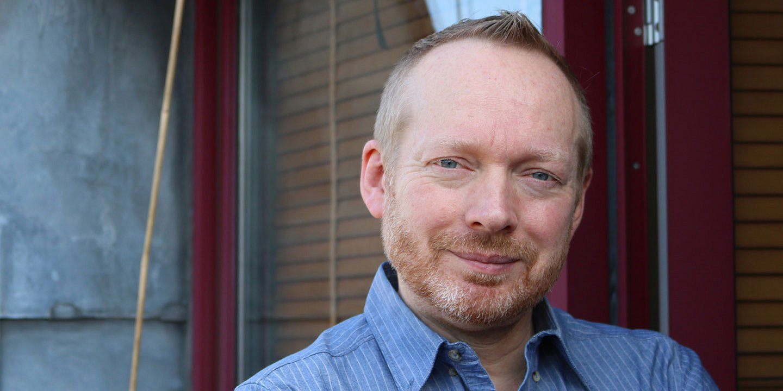 Chris Birch na XIX edycji Pyrkonu