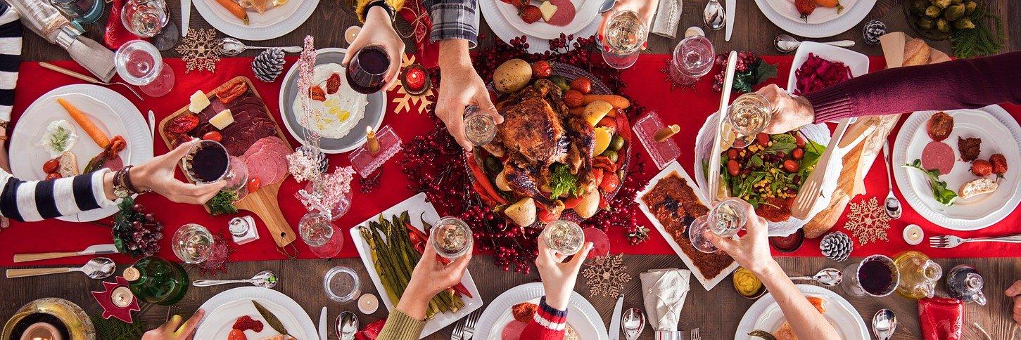 Stop all'incubo bilancia: i segreti di MioDottore per affrontare pranzi e cene di Natale senza rinunciare alla linea