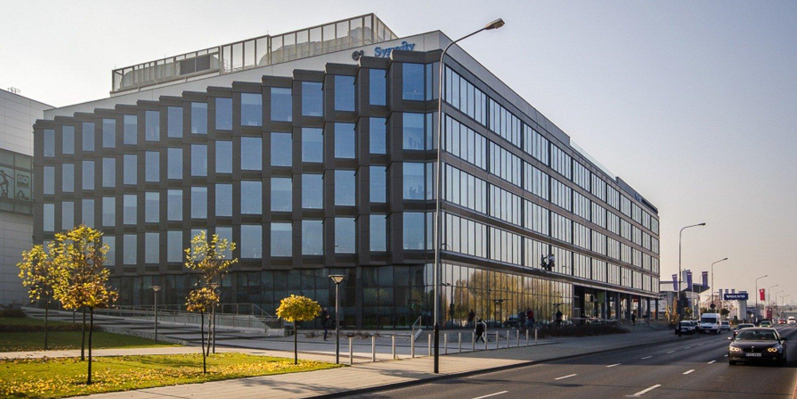 Więcej nieruchomości w Poznaniu zarządzanych przez CBRE