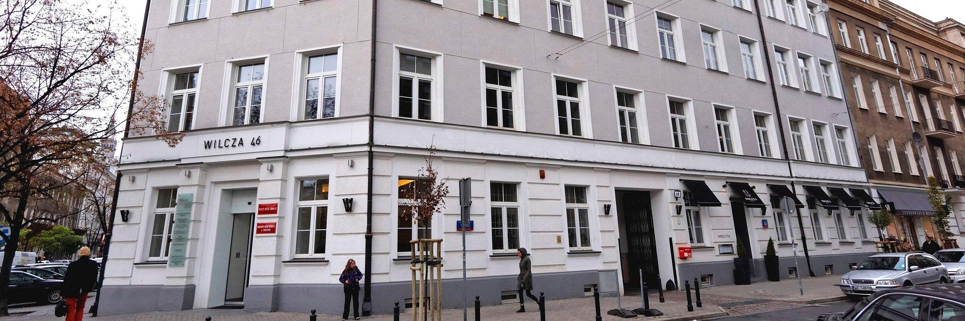 Colliers doradzał w sprzedaży dwóch budynków biurowych w centrum Warszawy