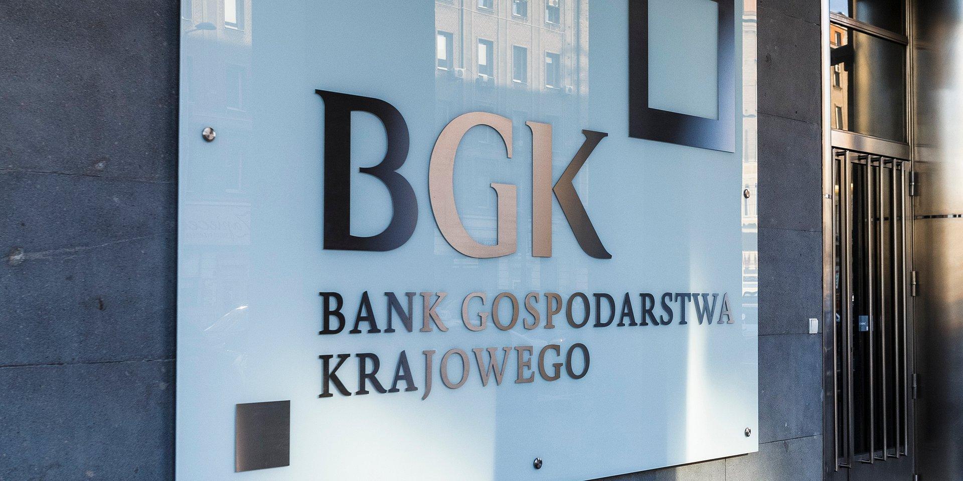 Bank Gospodarstwa Krajowego szuka agencji reklamowej