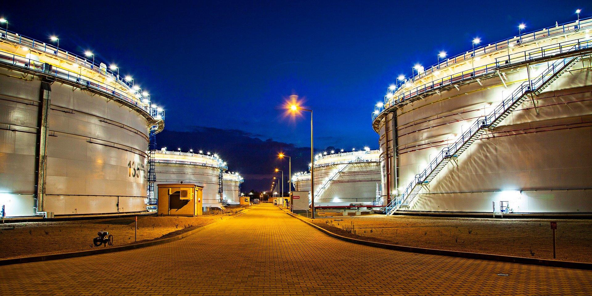 Warunkowy wybór wykonawcy na budowę II etapu Terminala Naftowego