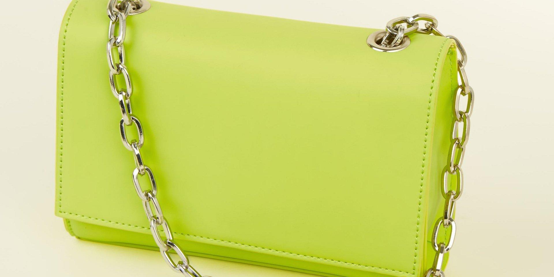 Trendy w New Look: neony