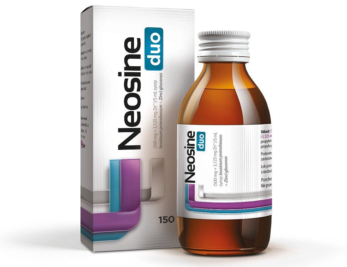 Aflofarm wprowadził pierwszy na świecie lek zawierający inozynę i cynk