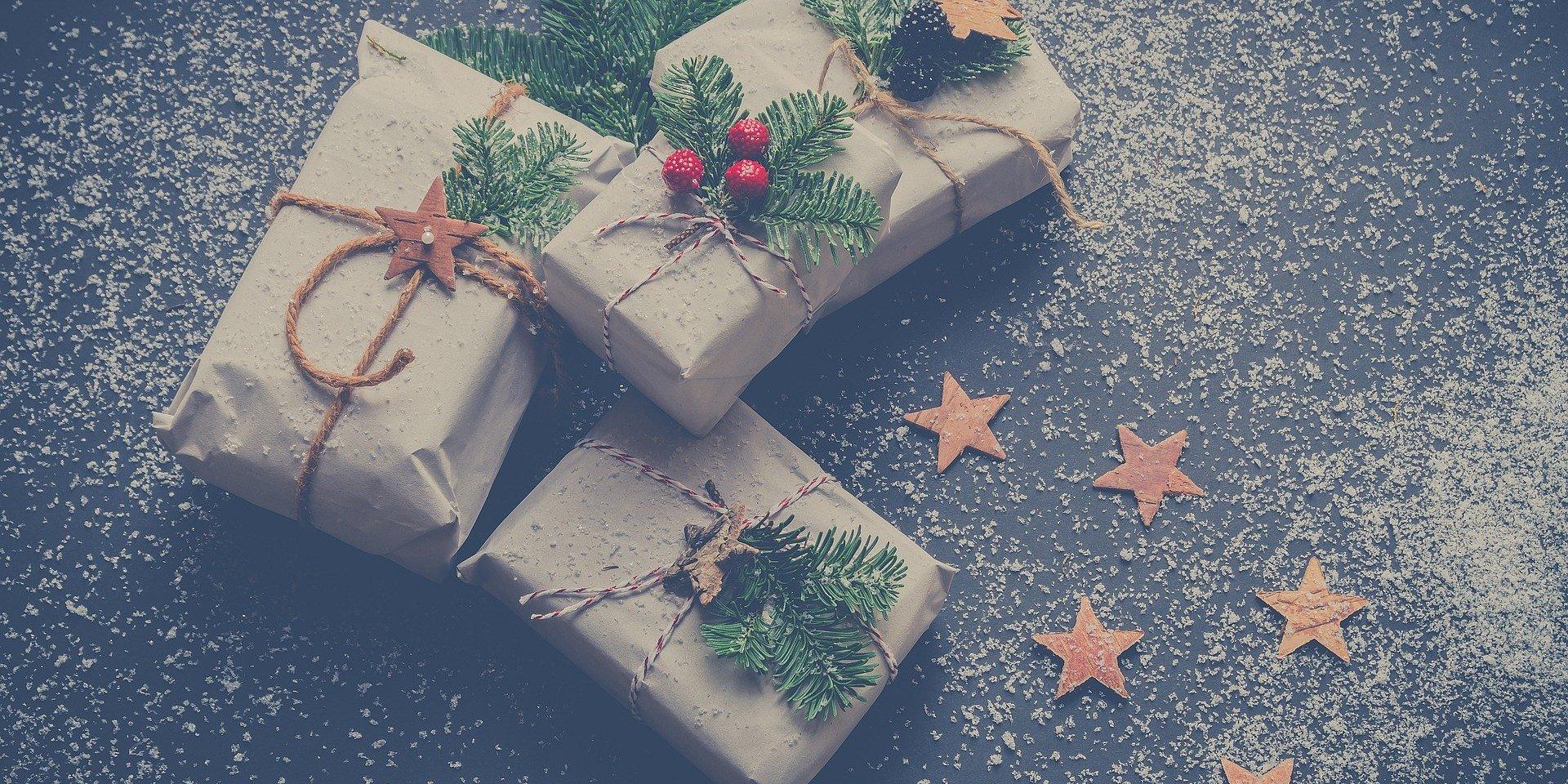 Boże Narodzenie – czas darów