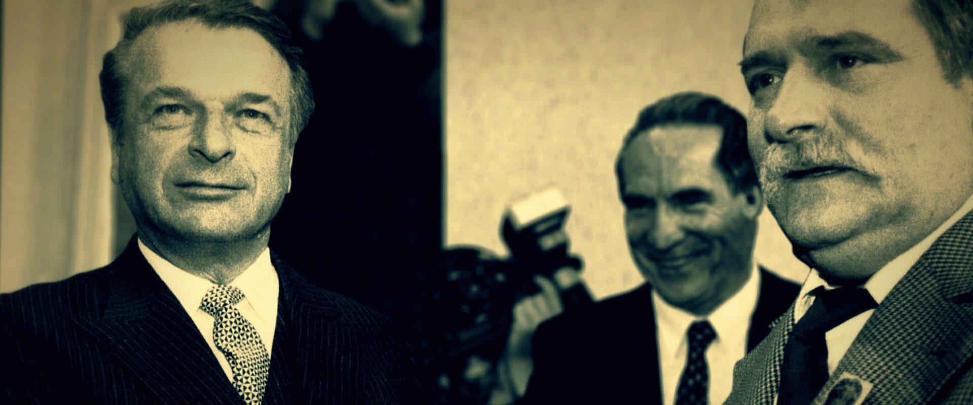 """Co łączy Lecha Wałęsę, Barta Simpsona i Dolinę Krzemową? Odpowiedź w serialu """"1989 – globalna rewolucja"""" w styczniu na kanale National Geographic"""