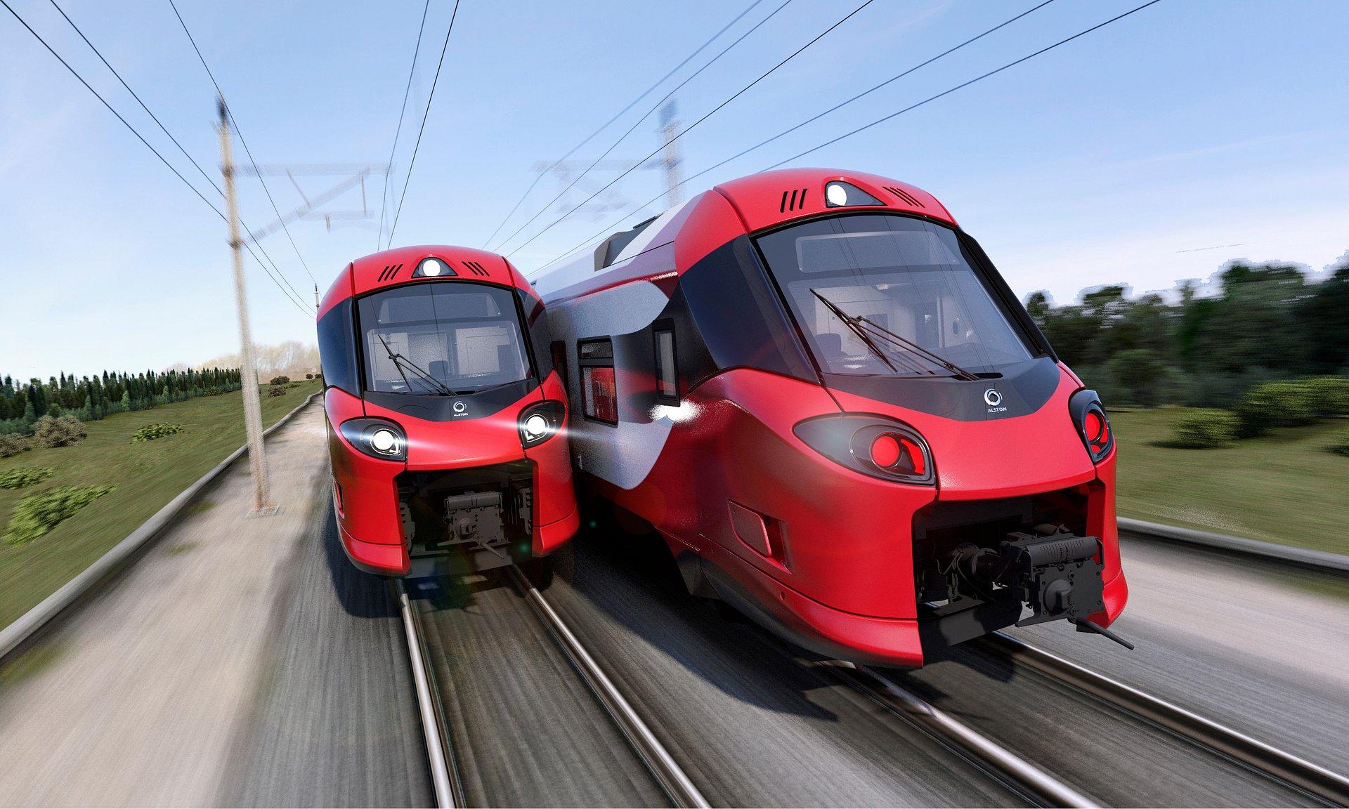 Alstom dostarczy nowe pociągi regionalne dla CFL w Luksemburgu