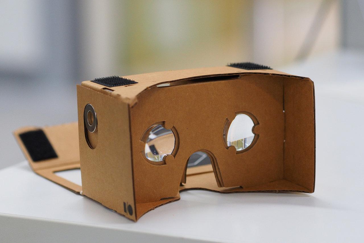 Google Cardboard. Kup sobie przyszłość już dziś