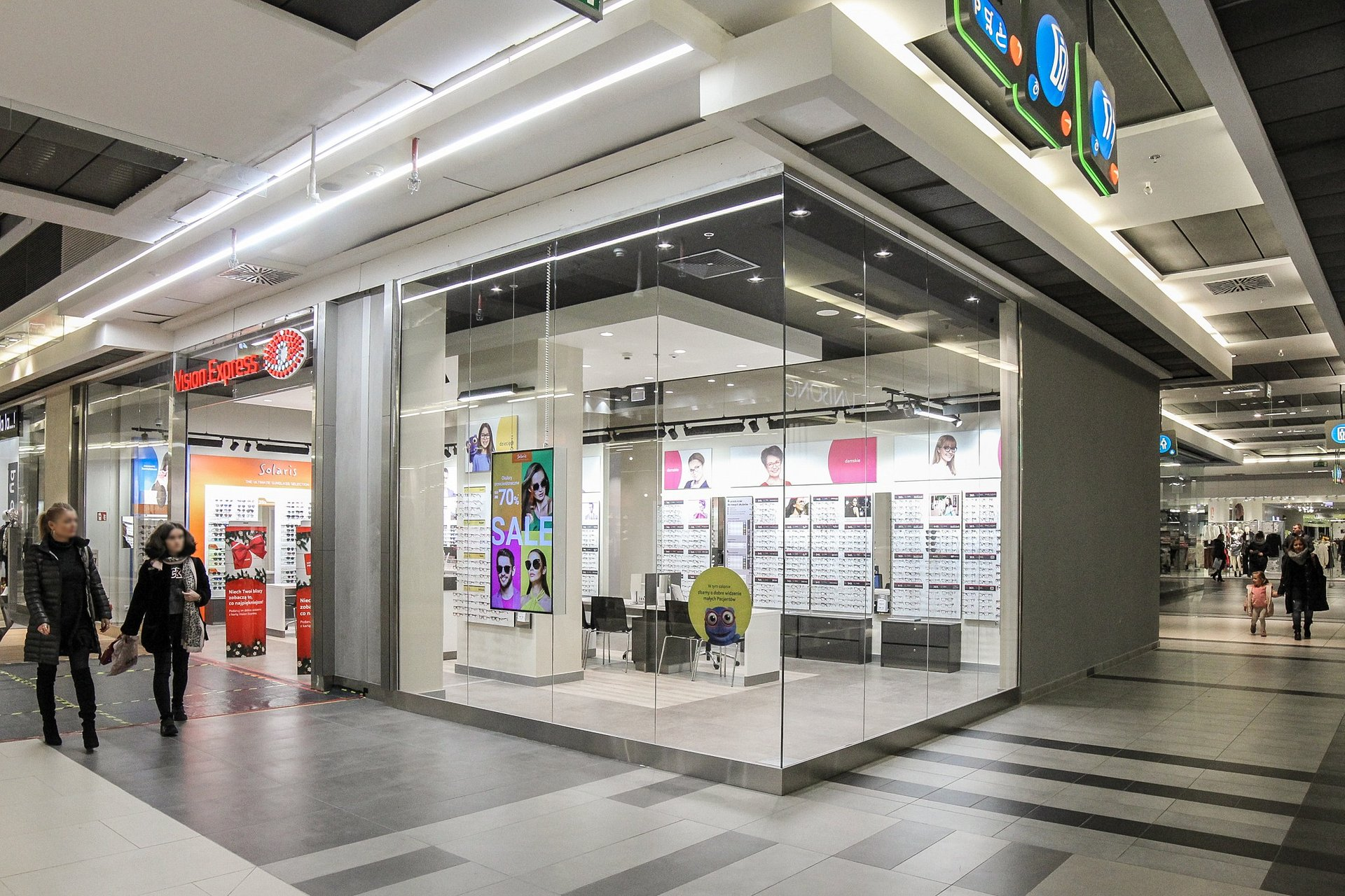 Nowa odsłona Vision Express w powiększonym salonie w galerii Focus Mall Zielona Góra