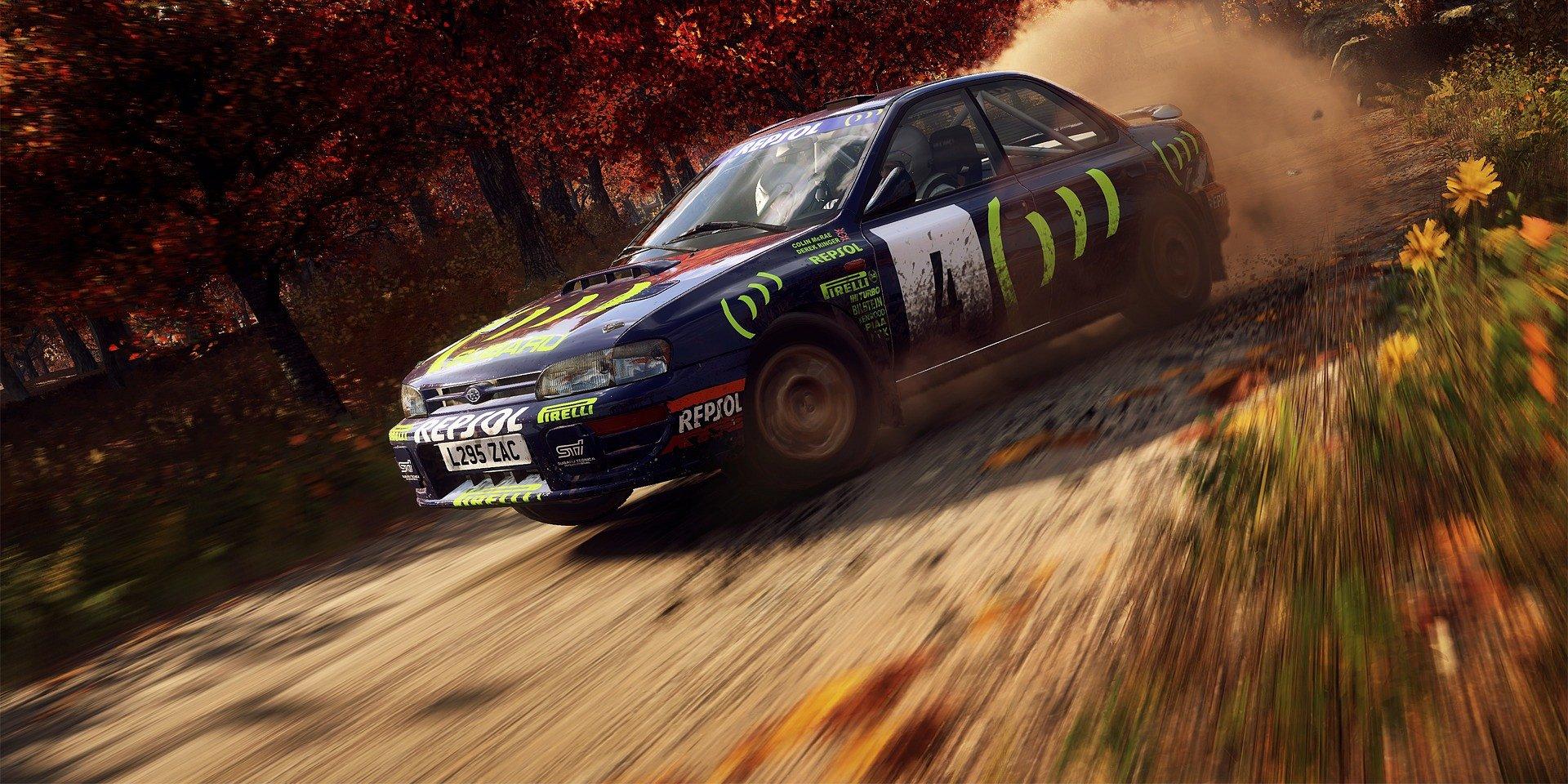 DiRT Rally 2.0 - rajdowe klasyki w nowym zwiastunie