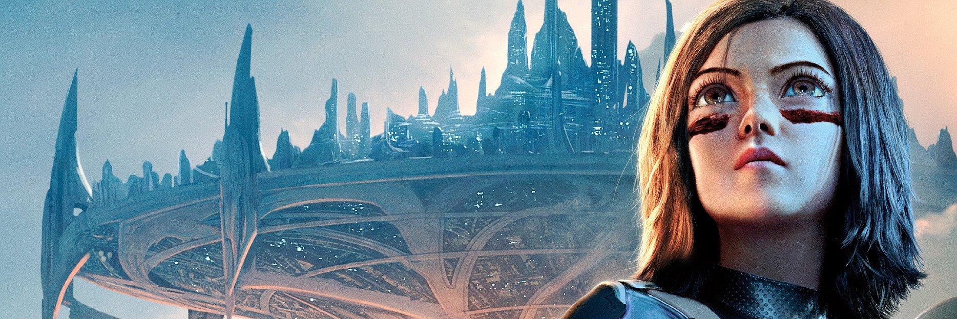 """Najnowszy plakat do filmu """"Alita: Battle Angel"""""""