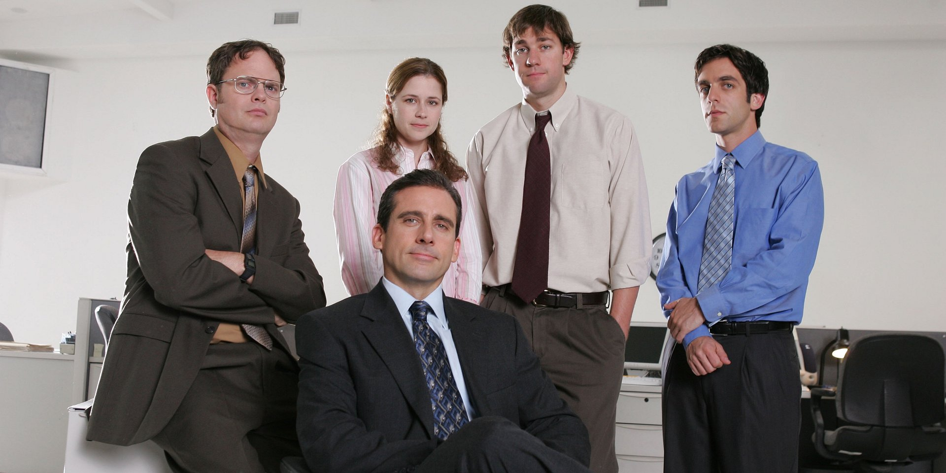 Ekscentryczny menadżer i jego dziwni pracownicy! Premiera Biura na FOX Comedy już w Sylwestra!