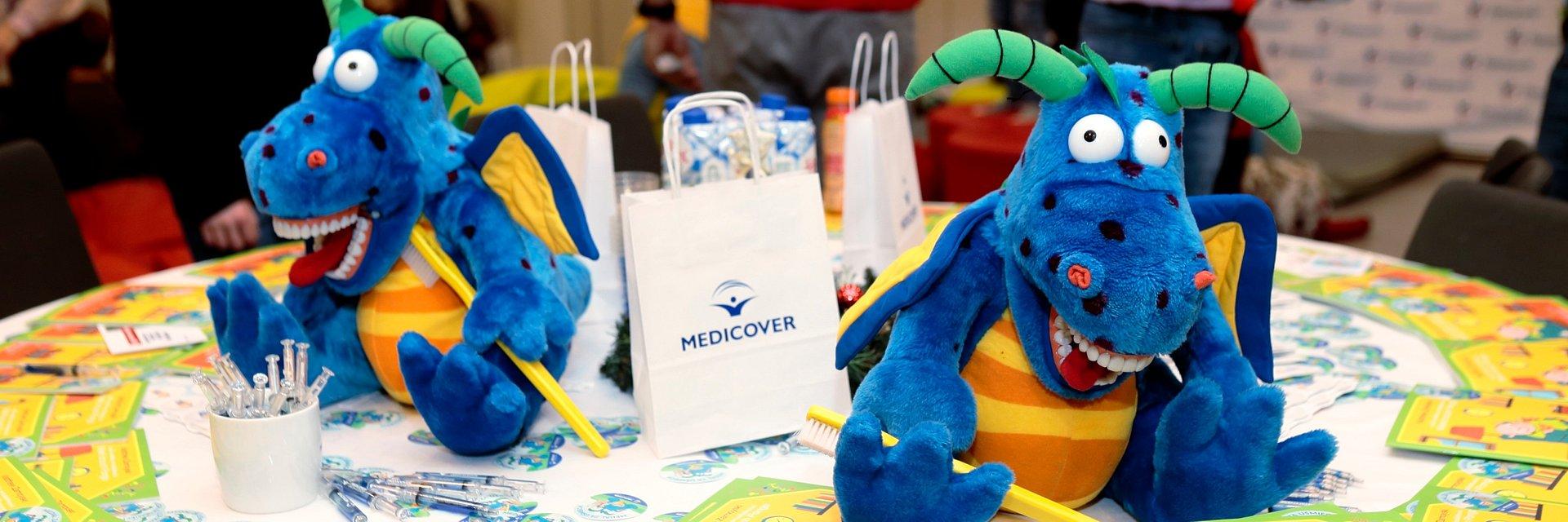 Medicover Stomatologia charytatywnie dla najmłodszych